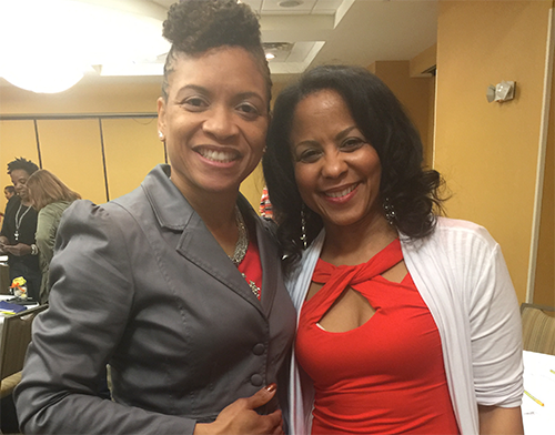 "2016 | Choose Joy Now Network with  Dr. Lisa Coleman. Spoken Word Recitation: ""Fear Knot"""