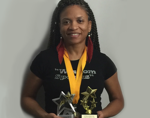 2016 | Eastern Star Church Got Talent for Jesus Talent Show. 1st place - Spoken Word Category, 2nd place Overall